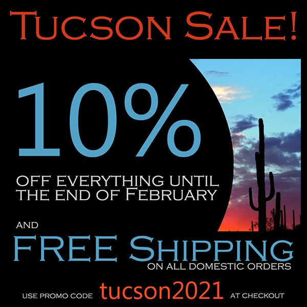 Tucson Sale 2021!
