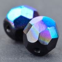 Round Faceted (7mm)